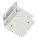 OEM Mikrotik Rack Mount Kit for CCR Cloud Core Router - white finish with screw kit