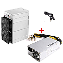 Bitmain Antminer Z11 - used Includes APW7+ power supply