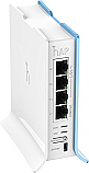 Mikrotik RouterBoard RB941-2nD-TC home Access Point lite (hAP lite), 4 ethernet ports, 2.4GHz dual chain wireless, very low cost - New!