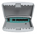 Mikrotik FiberBox CRS105-5S-FB complete 5 SFP ports in an outdoor case - New!