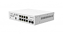 Mikrotik Cloud Smart Switch CSS610-8G-2S+IN is a SwOS powered Ethernet switch with 8 x 1G Ethernet ports and 2 x 10G SFP+ ports - New!