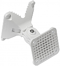 Mikrotik quickMOUNT Pro LHG (QMP-LHG) advanced wall or pole mount adapter with articulation for LHG series antennas - New!