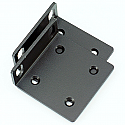 OEM Mikrotik Rack Mount Kit for RB2011 and RB3011 rack mount routers - black finish with screw kit