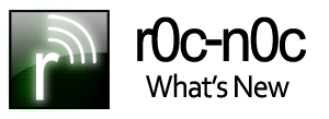 What's new at Roc-Noc