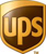 UPS logo shield